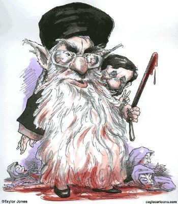 کودتا چیان وخامنه  ای واحمدی نژاد قاتل